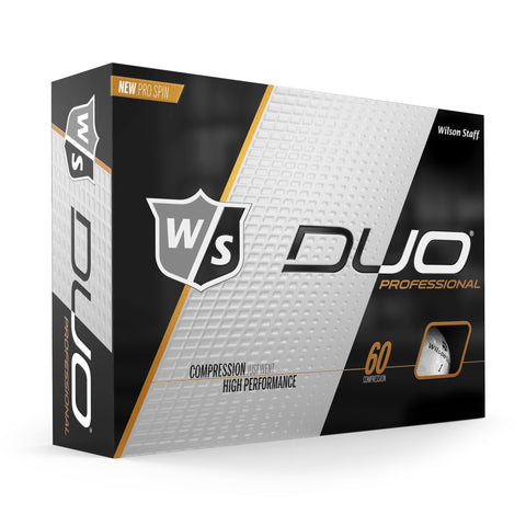Staff Duo Professional Golf Ball
