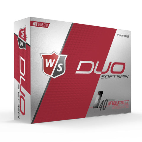 Staff Duo Soft Spin Golf Ball