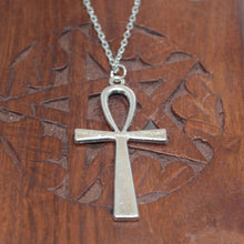 Load image into Gallery viewer, Ankh egyptian symbol pendant 3