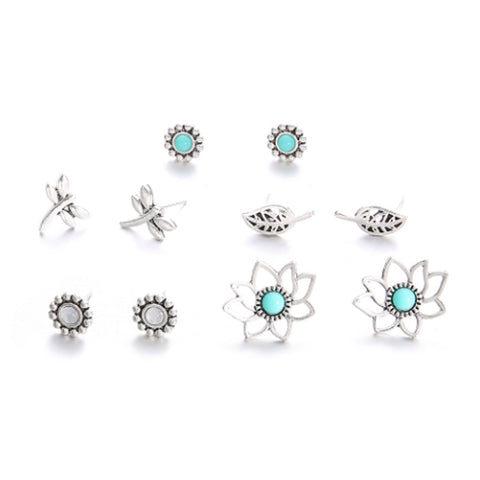 Flora Boho Earring Set 1
