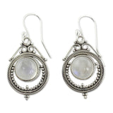 Mumbai Moon Earrings