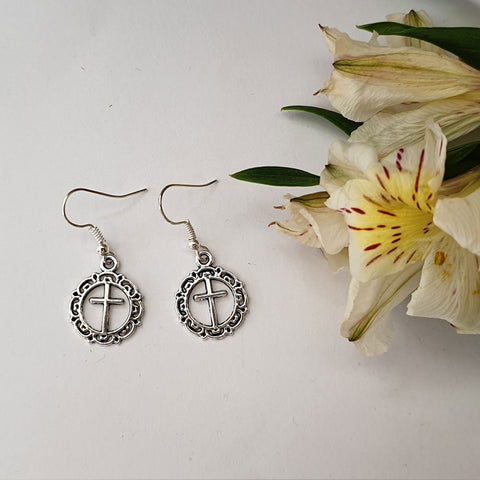 Devotion Drop Earrings