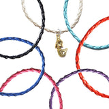 Mermaid Bohemian Leather Charm Anklets