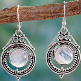 Mumbai Moon Earrings 1