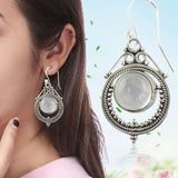 Mumbai Moon Earrings 2