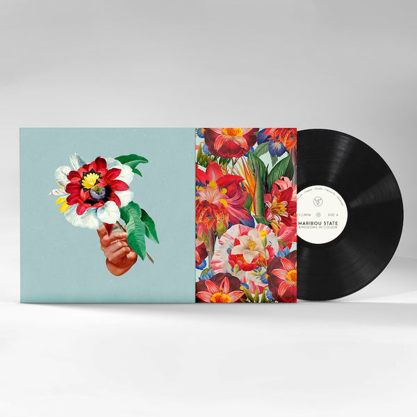 "Maribou State - ""Kingdoms In Colour"" LP"