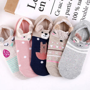 Cute Girls Socks