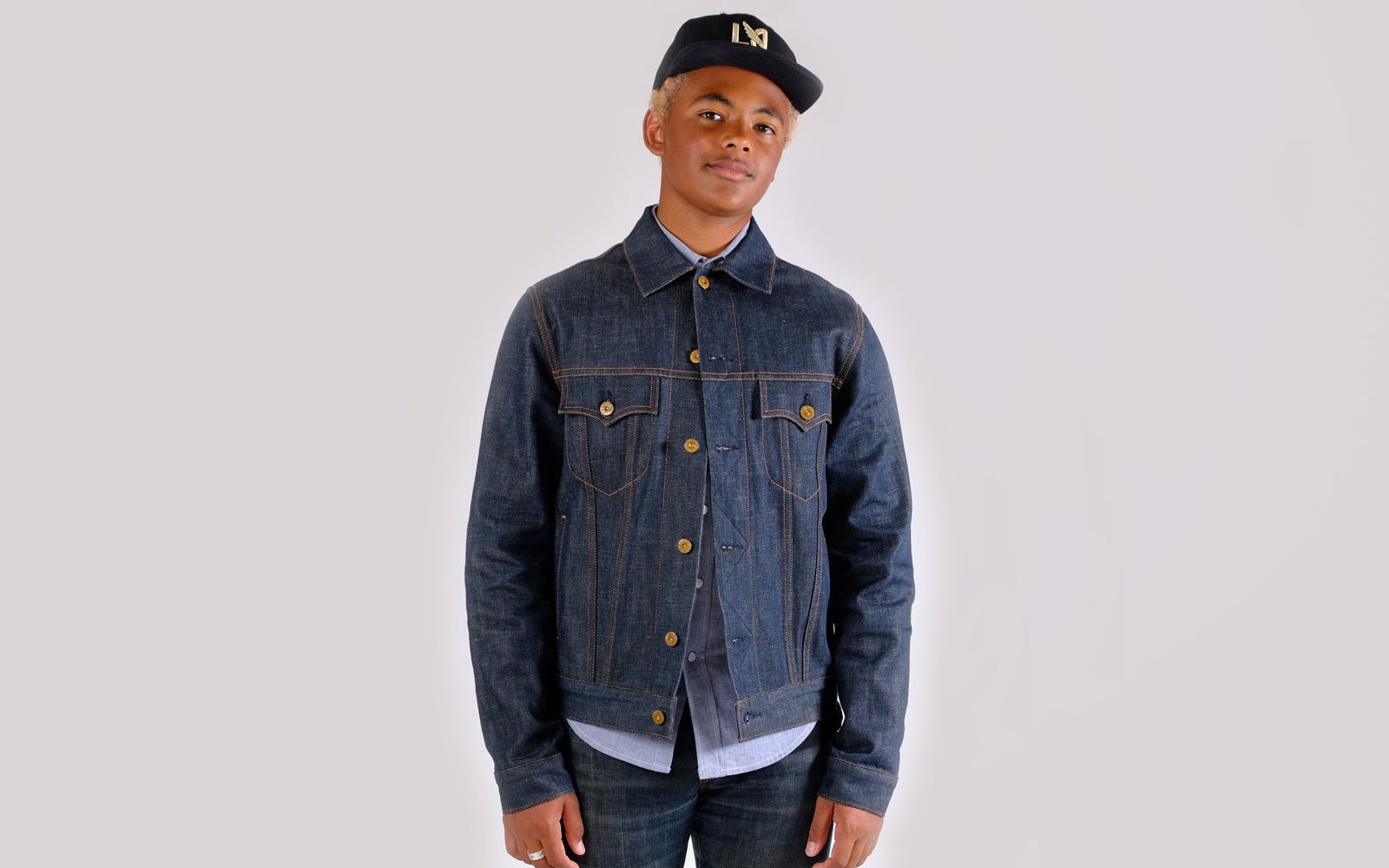raw-selvage-denim-jeans and jackets