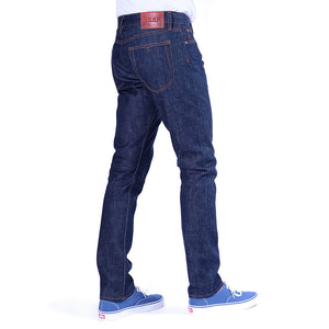 slim_raw_selvage_denim_jeans_side