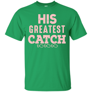 His Greatest Catch