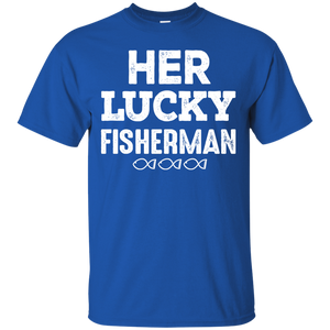 Her Lucky Fisherman