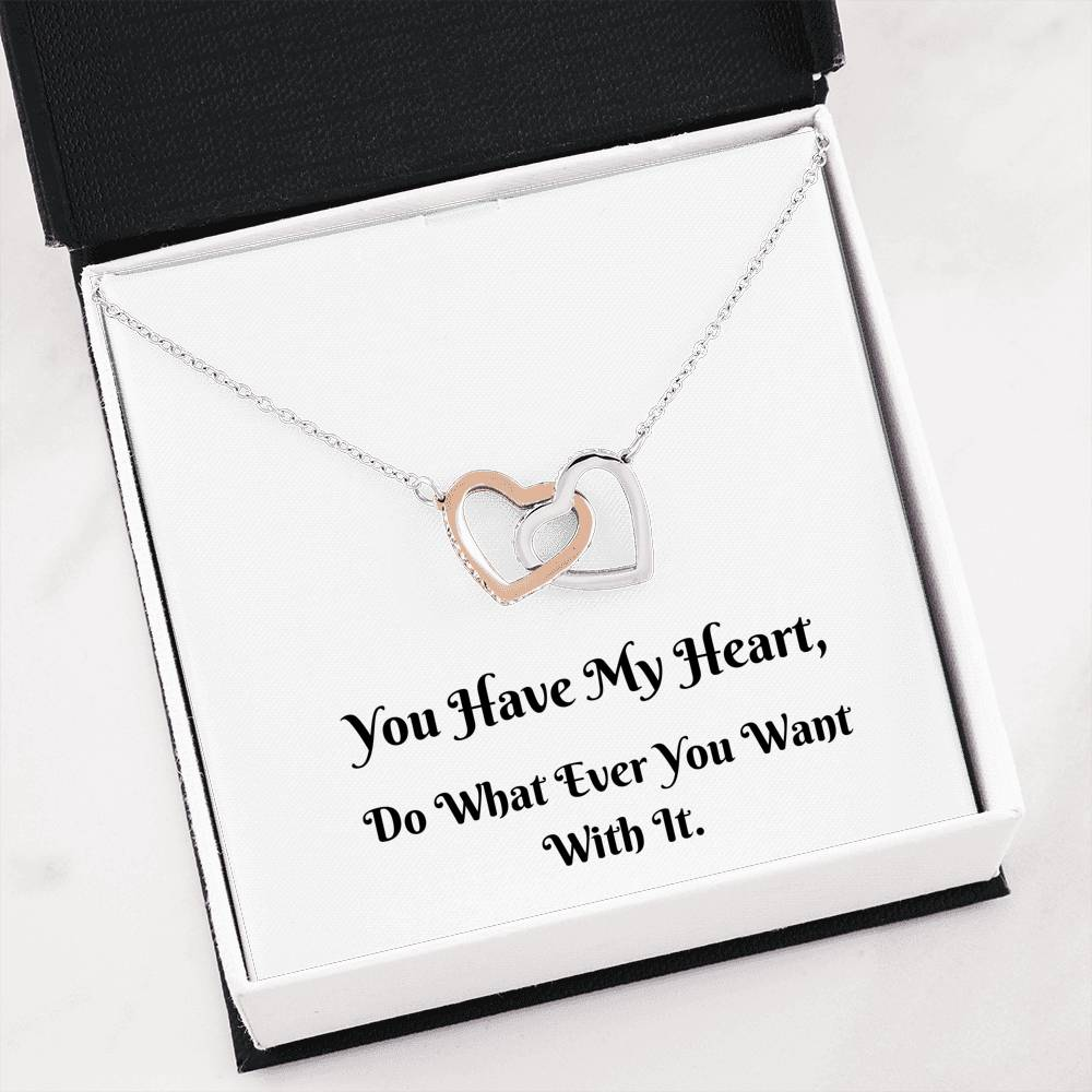 You Have My Heart Pendant