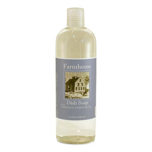 Sweet Grass Farm All Natural Dish Soap