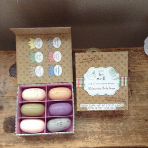 San Francisco Soap Company Exfoliating Soap Set