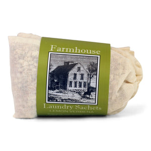 Sweet Grass Farm Natural Laundry Sachet