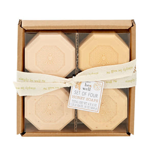 San Francisco Soap Company Honey Gift Set