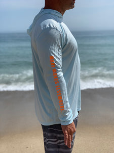 The Outrigger - Performance Hoodie (Unisex)