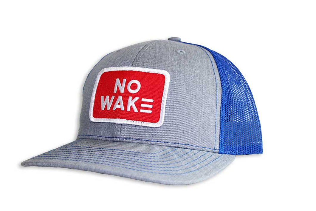 The Lenny Trucker Hat.  No Wake.  No Wake Hat.