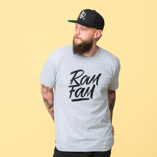 RAMFAM t-shirt / heather gray
