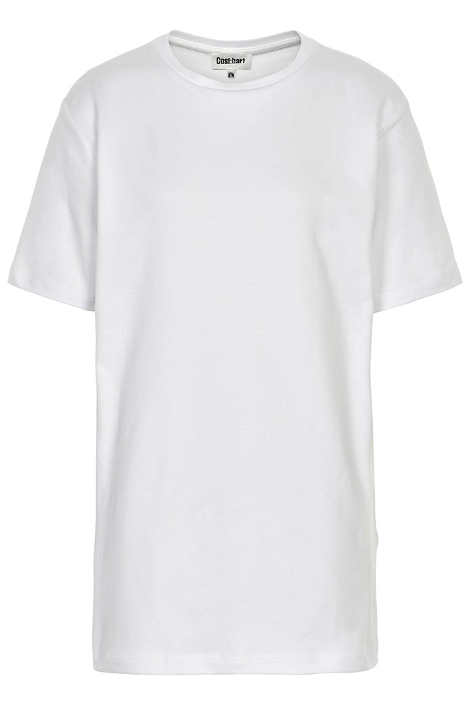 Cost:bart AXEL SS TEE S_S TEE 100 Bright White