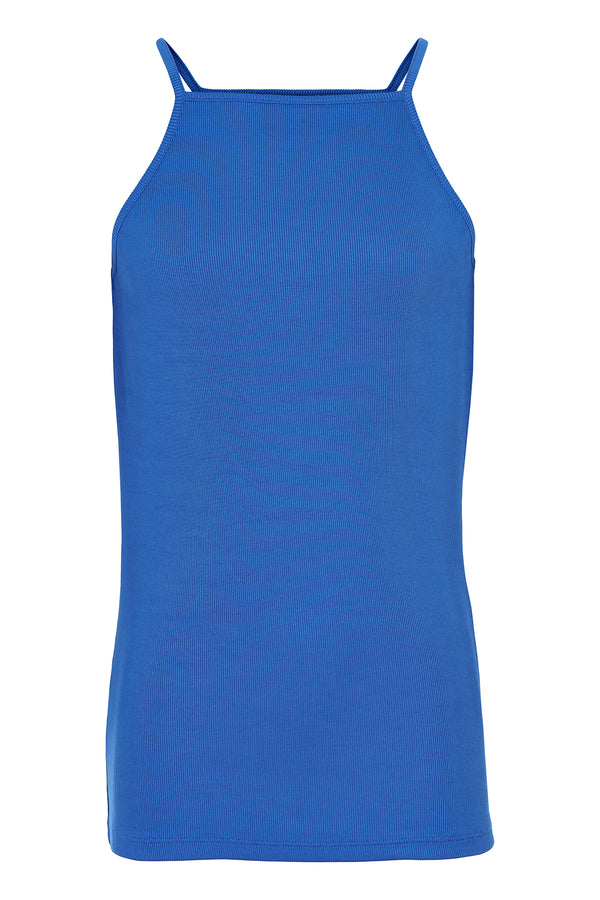 Cost:bart IVA STRAP TOP TANKTOP Strong Blue