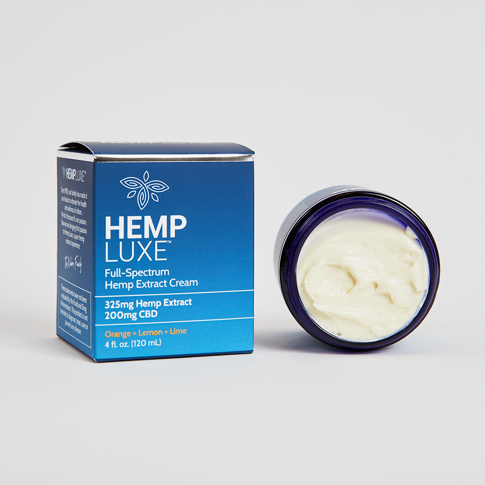 Full-Spectrum Hemp Extract Cream | Multiple Scents & Potencies