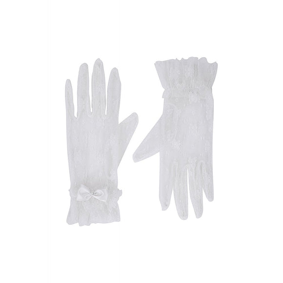 HEDY LACE GLOVES