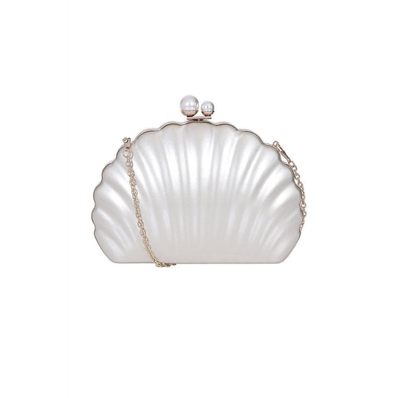 SEASHELL BAG White