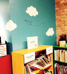 Building Stories: Cloud Cover at Open Books West Loop