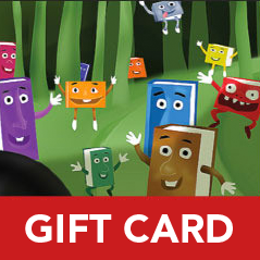 Open Books Store Gift Card