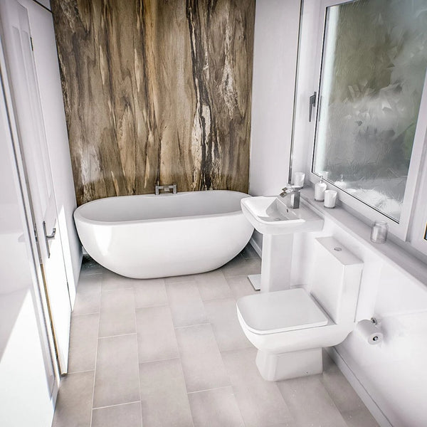 Ideas for optimising space in a small bathroom