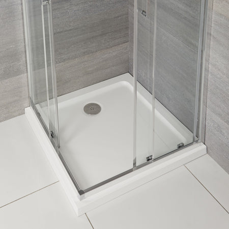 25mm and 40mm Shower Trays