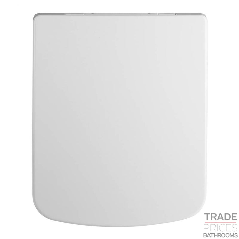 Premier Square Thermoplastic Toilet Seat Seats