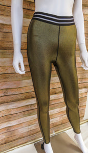 24K Gold Everything Pants
