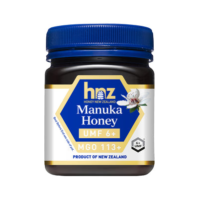 HNZ UMF 6+ Manuka Honey 250g
