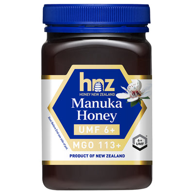 HNZ UMF 6+ Manuka Honey 500g