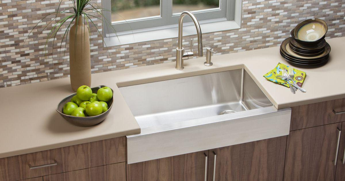 Elkay Stainless Steel Kitchen Sinks