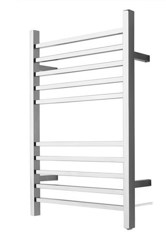 Amba RSWP-P Plug-In Radiant Square Towel Warmer, Polished Finish