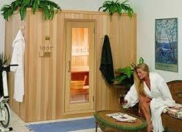 Amerec CC48 Western Red Cedar - Custom-Cut Sauna Room