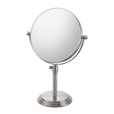 Mirror Image 81745 Classic Adjustable Free Standing Mirror - Chrome
