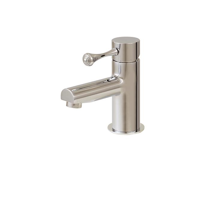Aquabrass ABFB07314BN 7314 Regency Single-Hole Lavatory Faucet Brushed Nickel