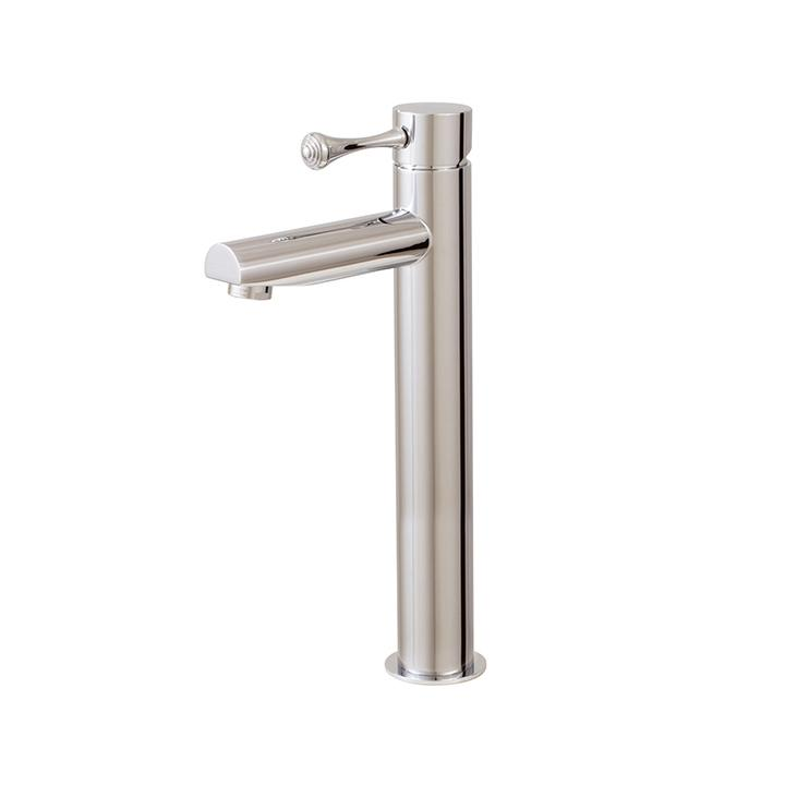 Aquabrass ABFB07320BN 7320 Regency Tall Single-Hole Lavatory Faucet Brushed Nickel