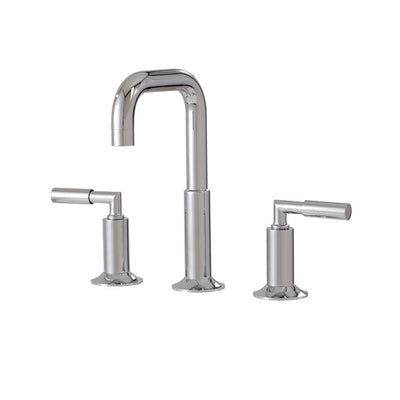 Aquabrass ABFB27516BN 27516 Zara Widespread Faucet Kit Brushed Nickel