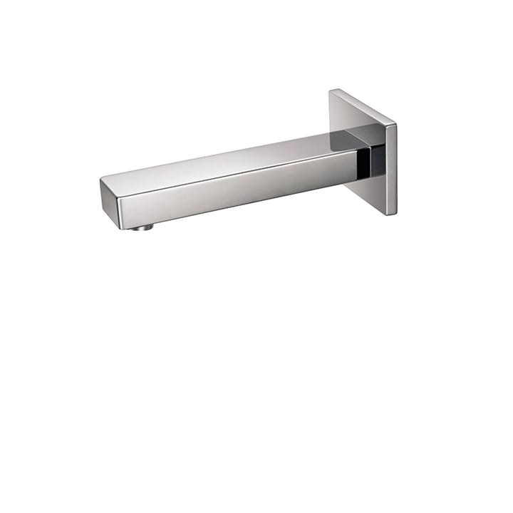 Aquabrass ABSC11832BN 11832 Wallmount Tub Spout Brushed Nickel