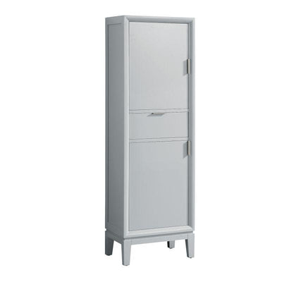 "Avanity EMMA-LT20-DG Emma 20"" Linen Tower in Dove Gray"
