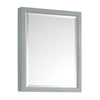 "Avanity EMMA-MC22-DG Emma 22"" Mirror Cabinet in Dove Gray"