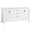 "Avanity EMMA-V60-WT Emma 60"" Vanity Only in White"