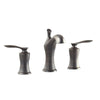 "Avanity FWS1502ORB Fontaine 8"" Widespread 2-Handle Bath Faucet in Oil Rubbed Bronze finish"
