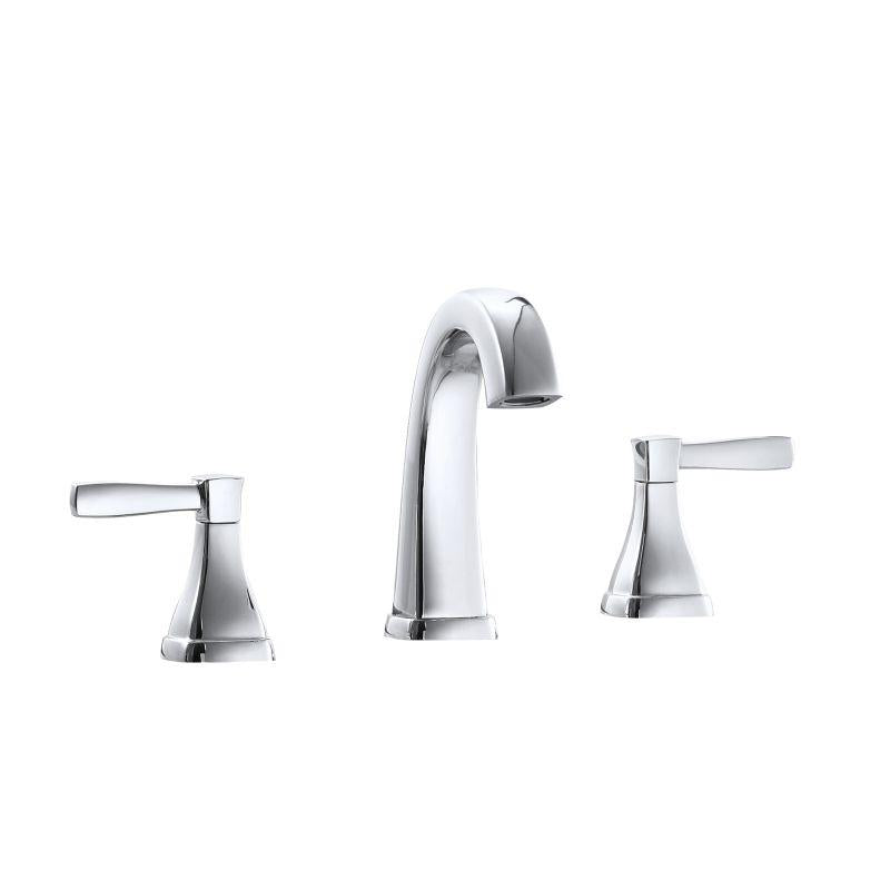 "Avanity FWS1512CP Clarice 8"" Widespread 2-Handle Bath Faucet in Chrome finish"
