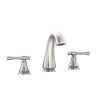 "Avanity FWS1515BN Triton 8"" Widespread 2-Handle Bath Faucet in Brushed Nickel finish"